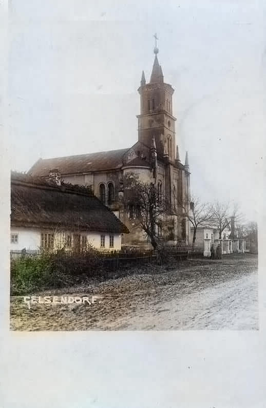 Gelsendorf color photo
